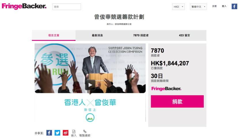 john-tsang-crowdfunding